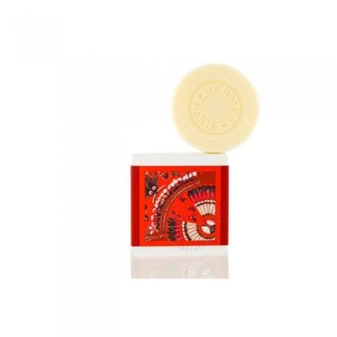 Hermes Eau De Rhubarbe Ecarlate Perfumed Soap 100Gr