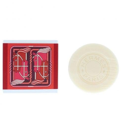 Hermes Eau De Rhubarbe Ecarlate Soap Quadrige 100G