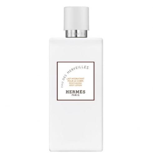 Hermes Eau Des Merveilles Moisturizing Body Lotion 200ml