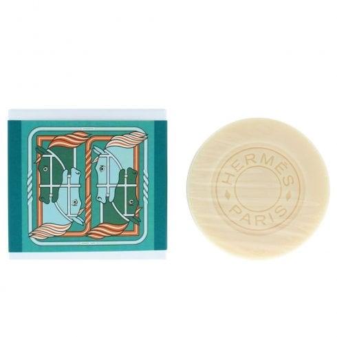 Hermes Eau Dorange Verte Soap Leffet Domino 100G