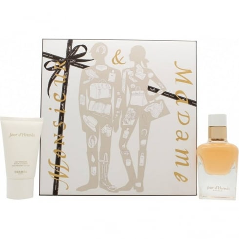 Hermes Jour D'Hermes Absolu Gift Set 50ml EDP + 30ml Body Lotion