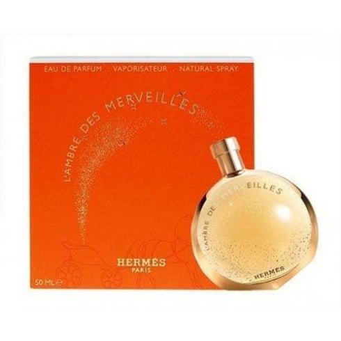 Hermes L'ambre Des Merveilles Eau De Perfume Spray 50ml