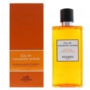 Hermes Le Bain De Mandarine Ambree Hair And Body Shower Gel 200ml