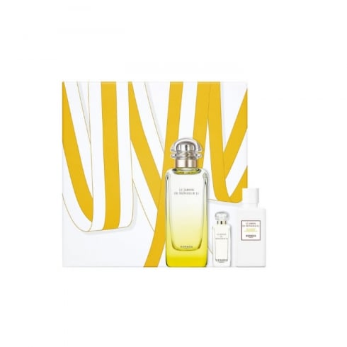 Hermes Le Jardin De Monsieur Li EDT Spray 100ml Set 3 Pieces 2017