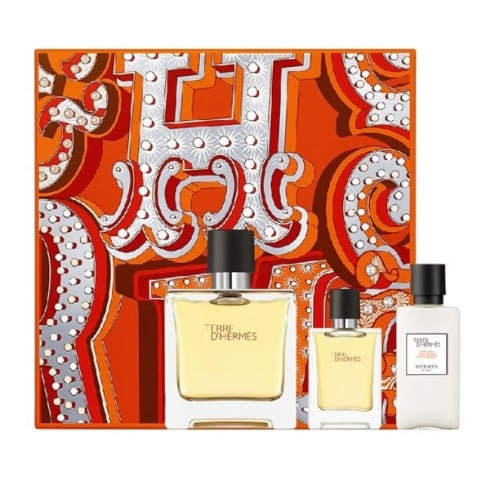 Hermes Terre D'Hermès EDP Spray 75ml Set 3 Pieces 2016