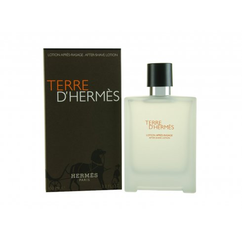 Hermes Terre D'Hermes 100ml Aftershave