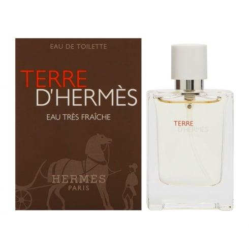 Hermes Terre d'Hermes Eau Tres Fraiche EDT 150ml Spray - Refillable