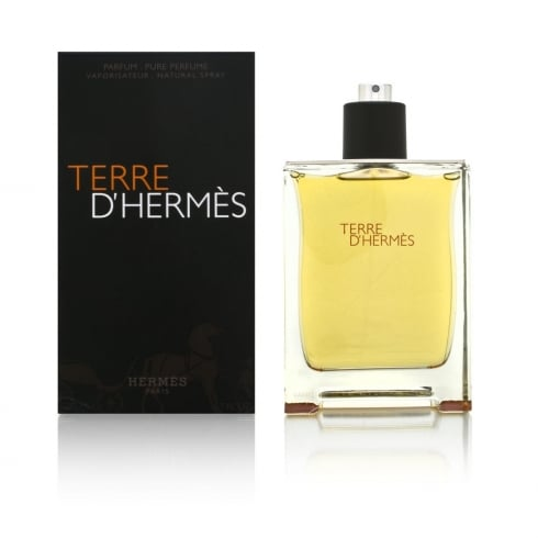 Hermes Terre D'Hermes Pure Perfume 200ml Spray