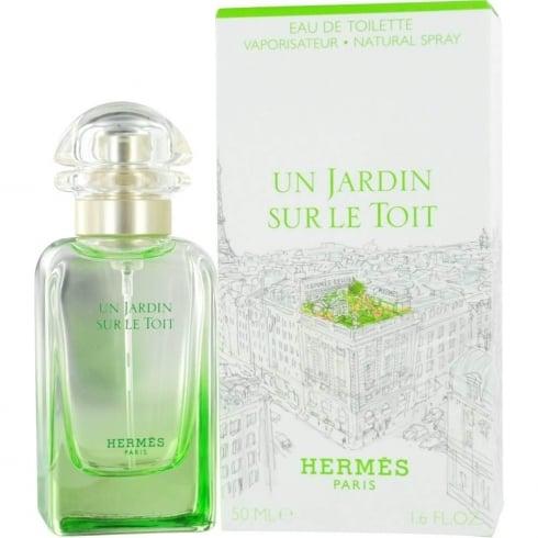 Hermes Un Jardin Sur Le Toit EDT Natural Spray 50ml