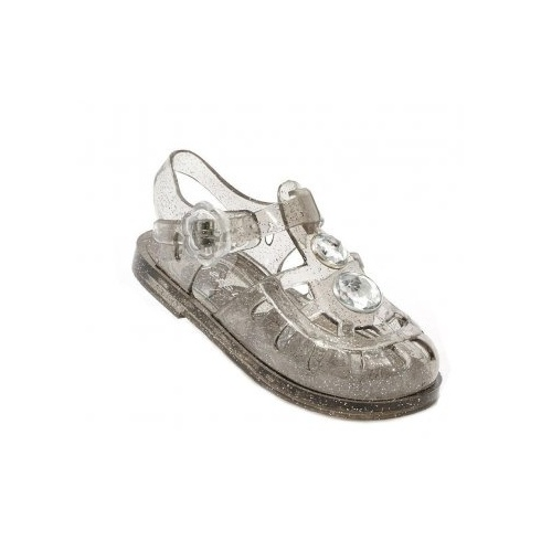 Holster 2 Stone Little Jelly Sandal - Clear