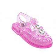 Holster 2 Stone Little Jelly Sandal - Pink