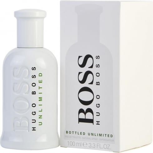 Hugo Boss Boss Bottled 50ml EDT Spray / Boss Bottled Unlimited 50ml EDT Spray