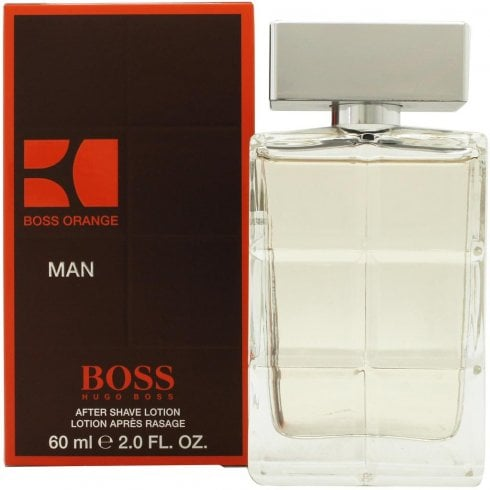 Hugo Boss Boss Orange Man Aftershave 60ml Splash