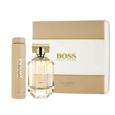 Hugo Boss Boss The Scent for Her 100ml EDP Spray / 200ml Body Lotion