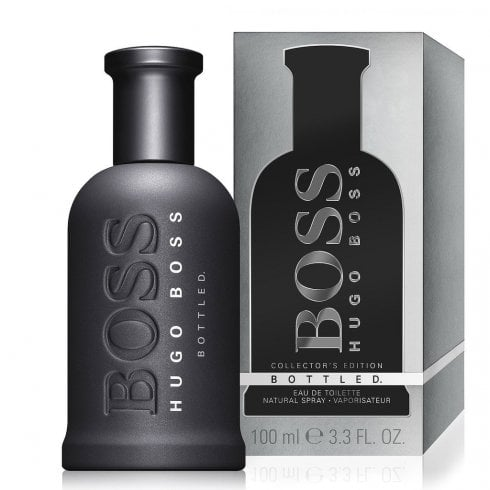 Hugo Boss Grey Edt 100ml Bottled Collectors Edition