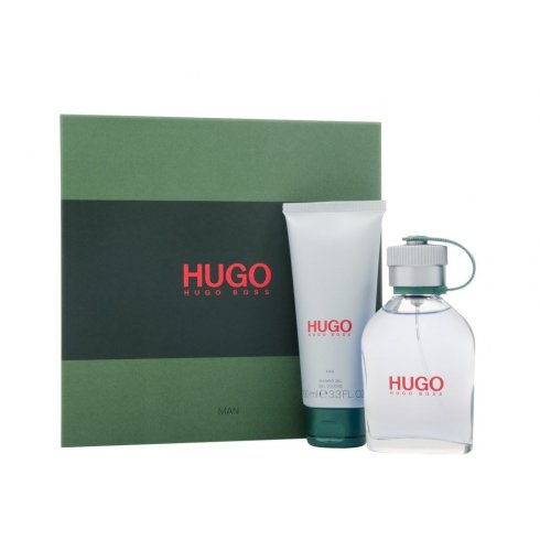 Hugo Boss Hugo Gift Set 75ml EDT + 100ml Shower Gel