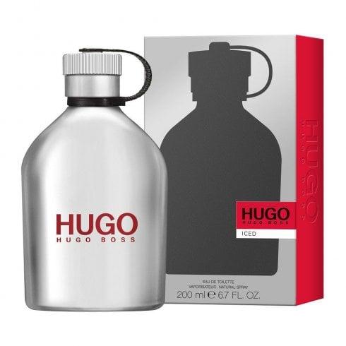 Hugo Boss Hugo Iced EDT 200ml Spray