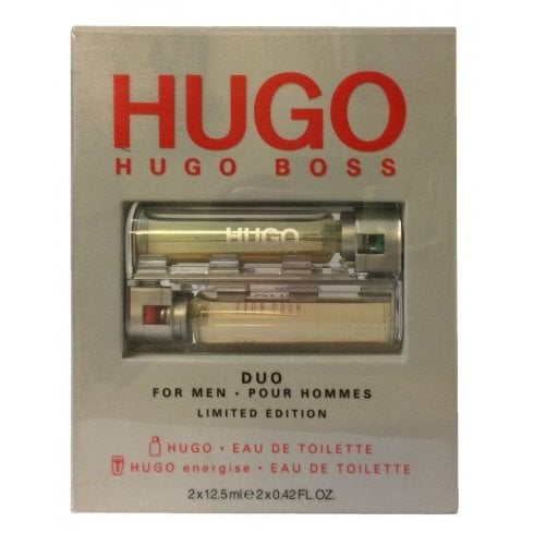 Hugo Boss M Duo Set - Hugo EDT 12.5ml Energise EDT 12.5ml