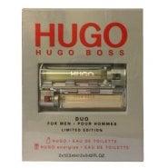 Hugo Boss M Duo Set - Hugo EDT 12.5ml Energise EDT 12.5ml