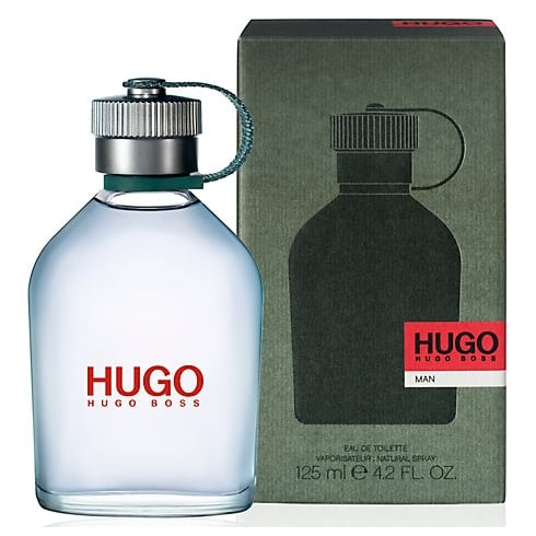 Hugo Boss M EDT 125ML SPRAY
