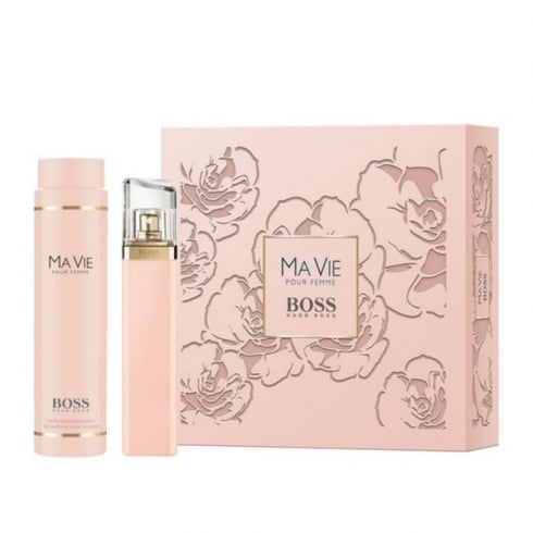 Hugo Boss Ma Vie EDP Spray 75ml Set 2 Pieces 2016