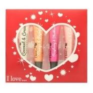 I Love... Lipgloss Gift Set 4 x 15ml Lipgloss