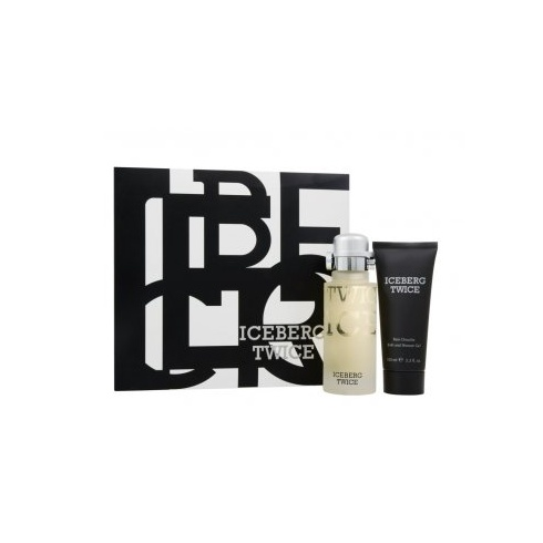 Iceberg Twice Pour Homme Gift Set 125ml EDT + 100ml Shower Gel