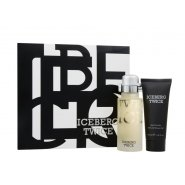 Iceberg Twice Pour Homme Gift Set 125ml EDT + 100ml Shower Gel