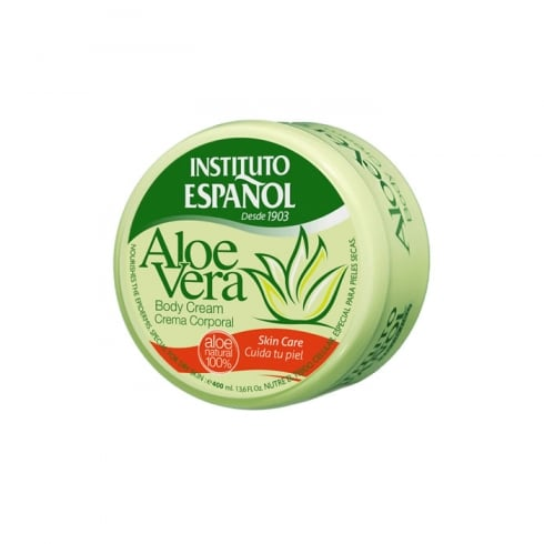 Instituto Espanol Instituto Español Aloe Vera Body Cream 400ml