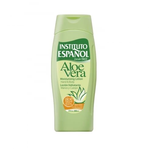 Instituto Espanol Instituto Español Aloe Vera Moisturizing Lotion 500ml
