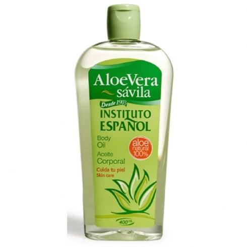 Instituto Espanol Instituto Español Aloe Vera Oil 400ml