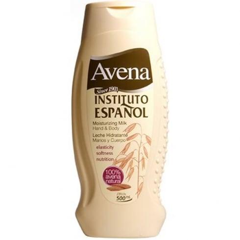 Instituto Espanol Instituto Español Avena Body Milk 500ml