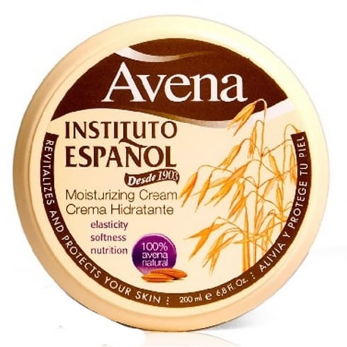 Instituto Espanol Instituto Español Avena Moisturizing Cream 400ml