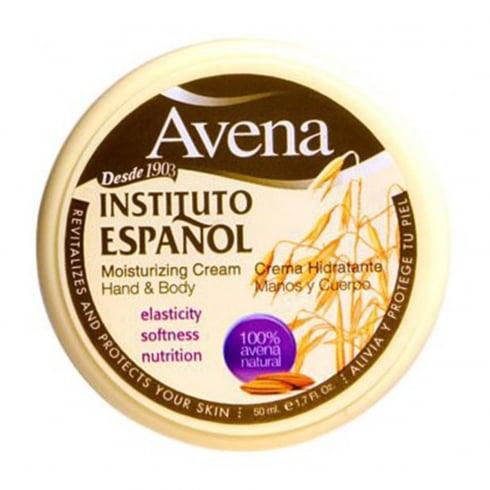 Instituto Espanol Instituto Español Avena Moisturizing Cream 50ml