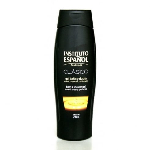Instituto Espanol Instituto Español Classic Shower And Bath Gel 750ml