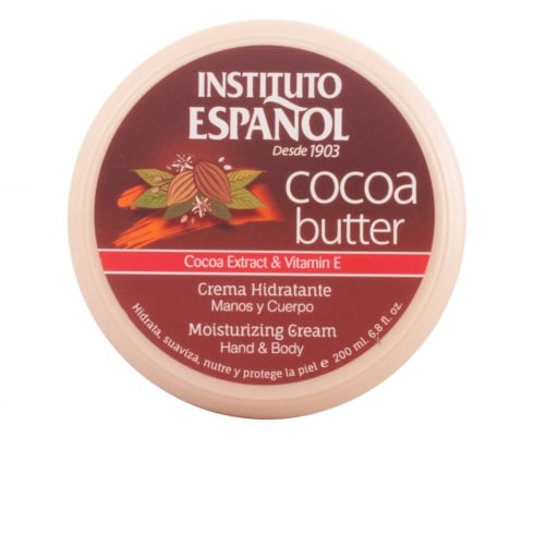 Instituto Espanol Instituto Español Cocoa Cream 200ml