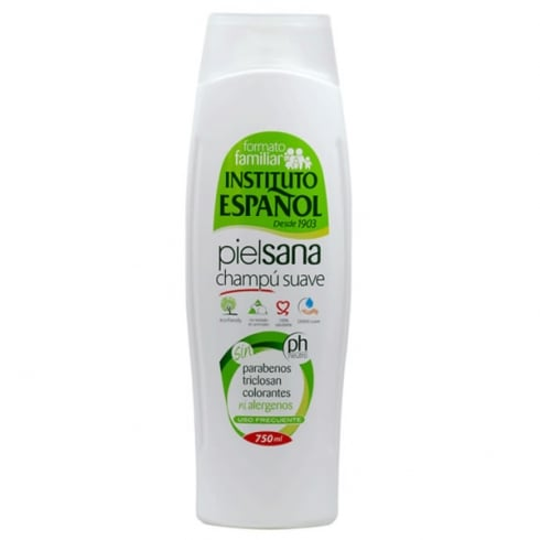 Instituto Espanol Instituto Español Healthy Skin Shampoo 750ml