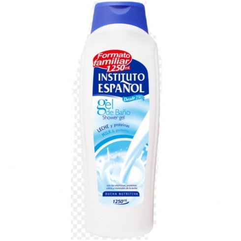 Instituto Espanol Instituto Español Milk And Proteins Shower Gel 1250ml