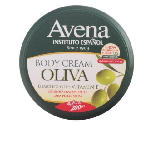 Instituto Espanol Instituto Español Olive Body Cream 200ml