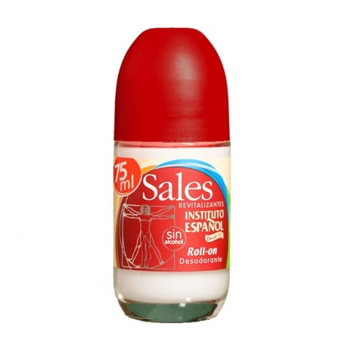 Instituto Espanol Instituto Español Sales Revitalizantes Deo Roll On 75ml