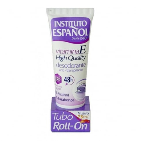Instituto Espanol Instituto Español Vitamin E Deodorant Roll On 75ml