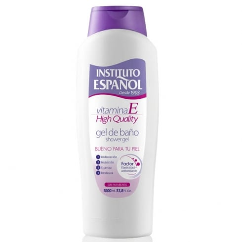 Instituto Espanol Instituto Español Vitamina E Shower Gel 1000ml