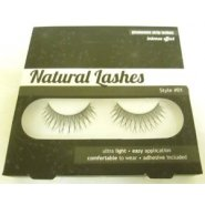 Invogue Natural Lashes Glamorous Strip Lashes - Style 1