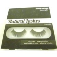 Invogue Natural Lashes Glamorous Strip Lashes - Style 4