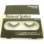 Invogue Natural Lashes Glamorous Strip Lashes - Style 5