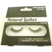 Invogue Natural Lashes Glamorous Strip Lashes - Style 6