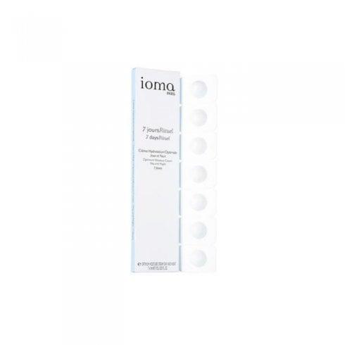 Ioma 1 Optimum Moisture Cream Day And Nigth Tabs 7X1ml