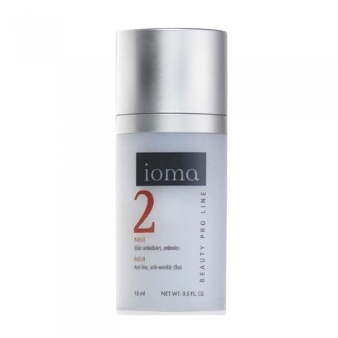 Ioma 2 Inoui Anti Line Anti Wrinkle Elixir 15ml
