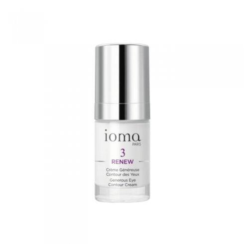 Ioma 3 Renew Generous Eye Contour Cream 15ml
