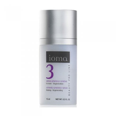 Ioma 3 Ultimate Generous Serum 15ml